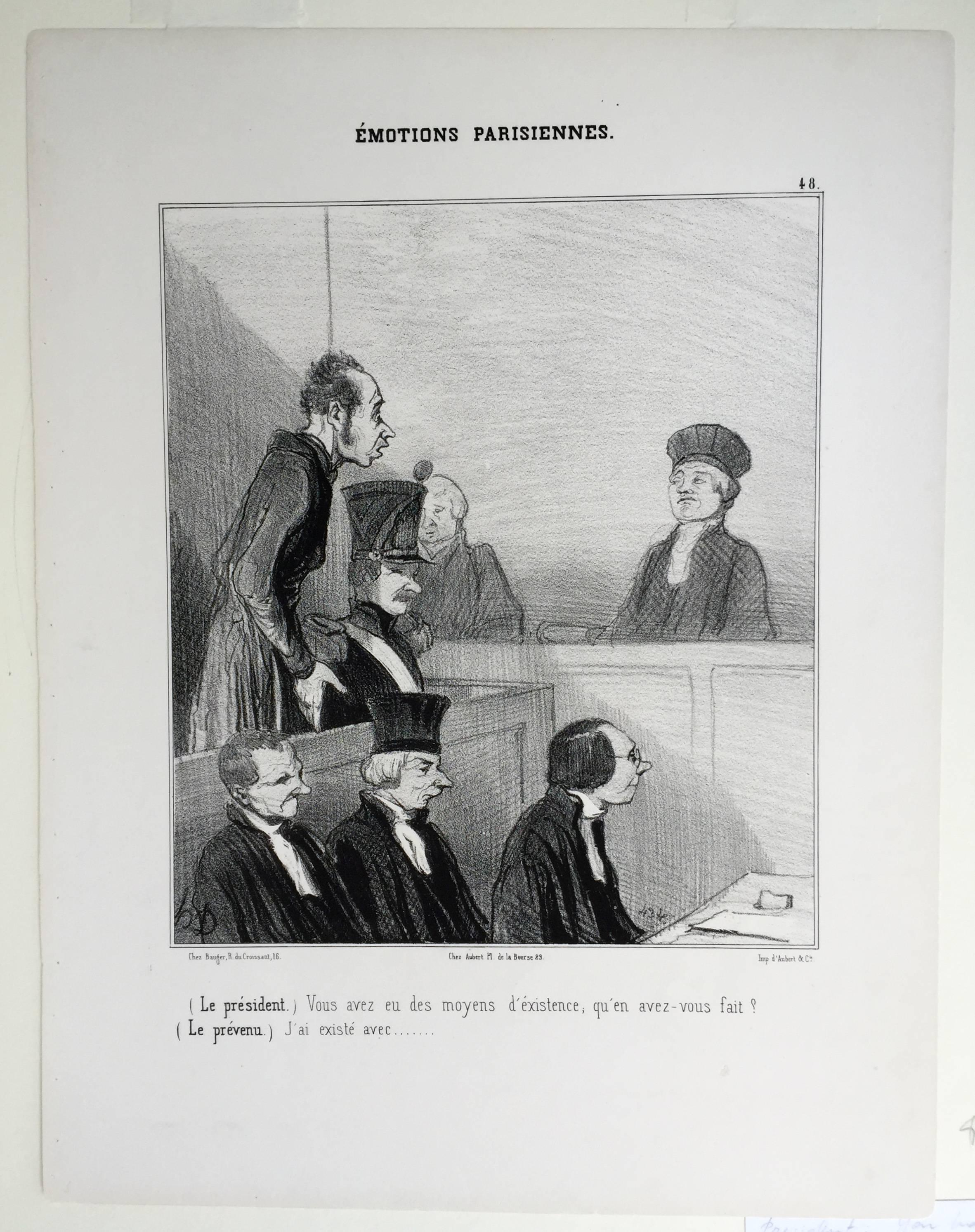 Emotions Parisiennes