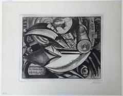 John Sloan - Mosaic