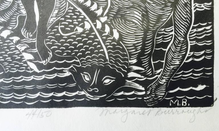 BLACK VENUS - Print by Margaret Taylor Goss Burroughs
