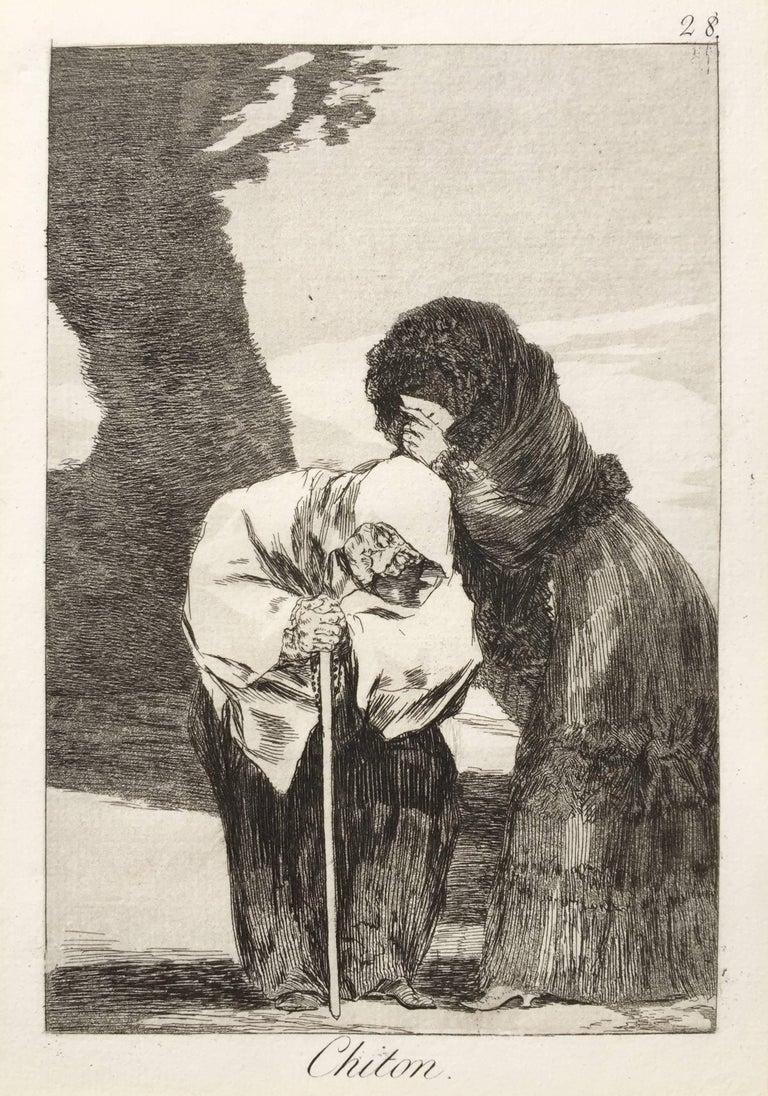 Francisco Goya - Chiton 1
