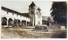 Mission Santa Barbara,  No. 3