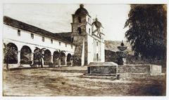 Mission Santa Barbara,  No. 3