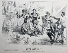 JEFF'S LAST SHIFT - (Capture of Jefferson Davis)