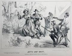 JEFF'S LAST SHIFT - (Capture of Jefferson Davis)