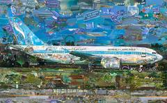 Postcards from Nowhere: Jetliner