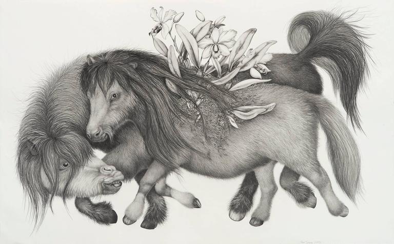 Tara Tucker - Pocket full'a horses 1