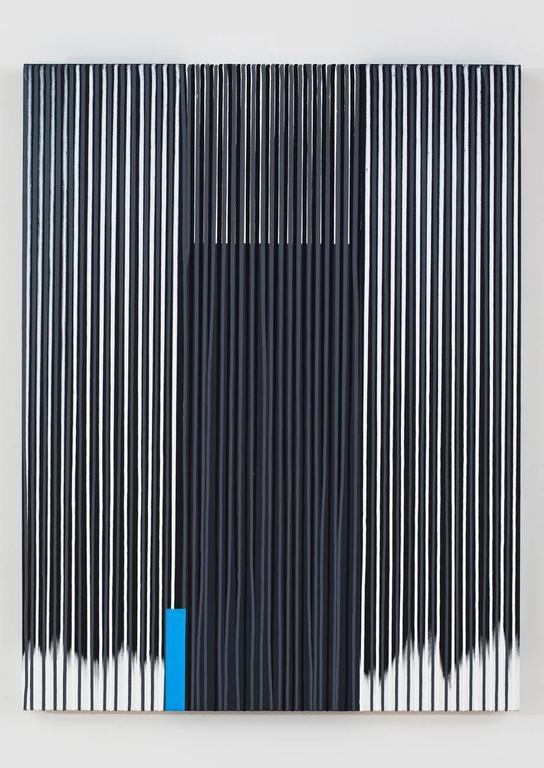 Jun Kaneko - Untitled, Painting 1