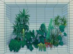 Improvised Garden VII (Downtown)