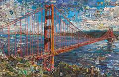 Postcards from Nowhere: Golden Gate Bridge