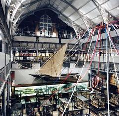 Pitt Rivers Museum Oxford VII 2004