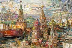 Postcards from Nowhere: Saint Basil's Cathedral