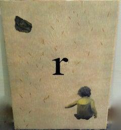 """Encaustic Artwork --""""r"""""""