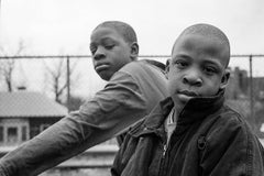 Black and White photograph of African American Children -- Culture Series No. 1