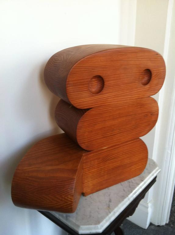 Sculpture in Wood -- G1B For Sale 1