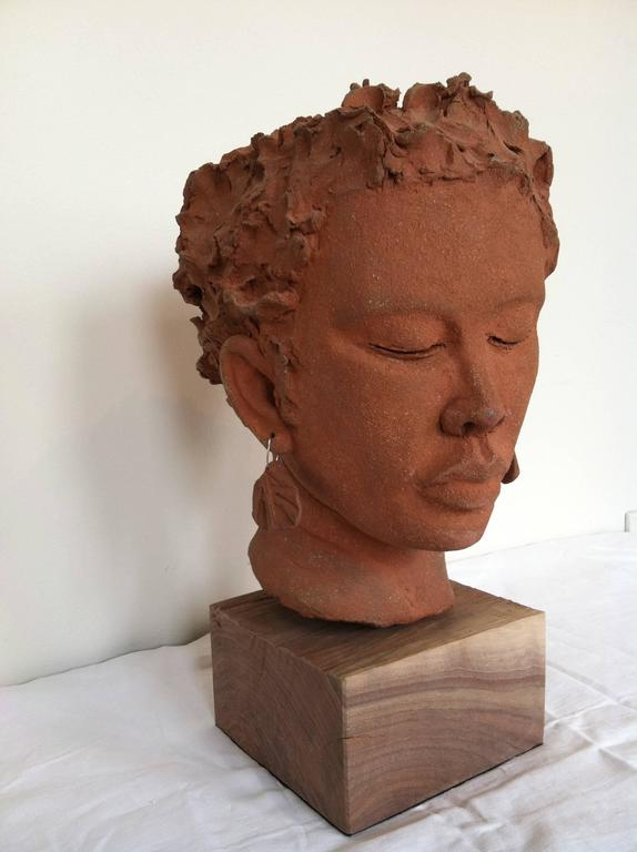 Thea - Sculpture by Terry Rooney