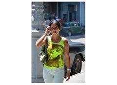 Woman in Tank-top, Havana