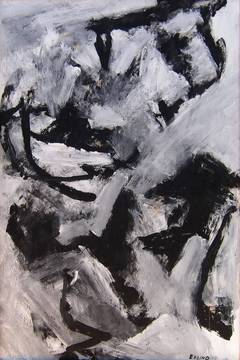 Marjorie Eklind - Abstract expressionist painting
