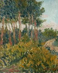 Fauve Landscape - Charles Camoin (1879-1965)