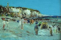 Bathers as Dieppe