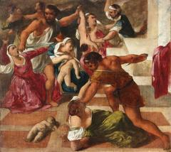 Massacre of the Innocents - Sketch
