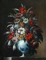 Flowers - a pair