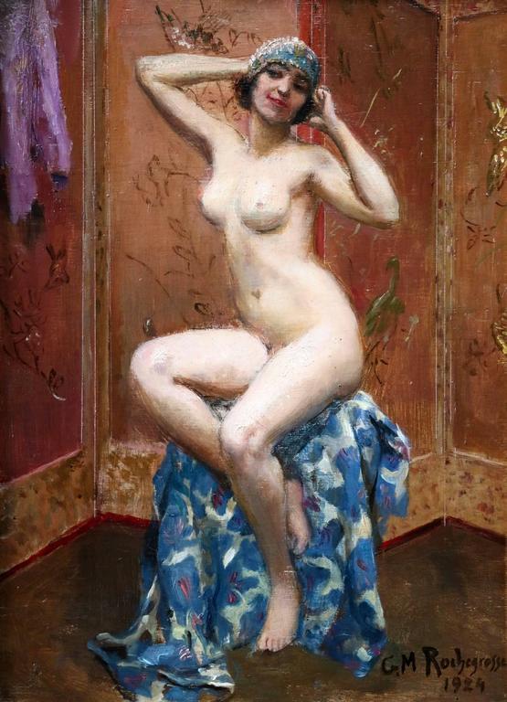 Dancer Undressing