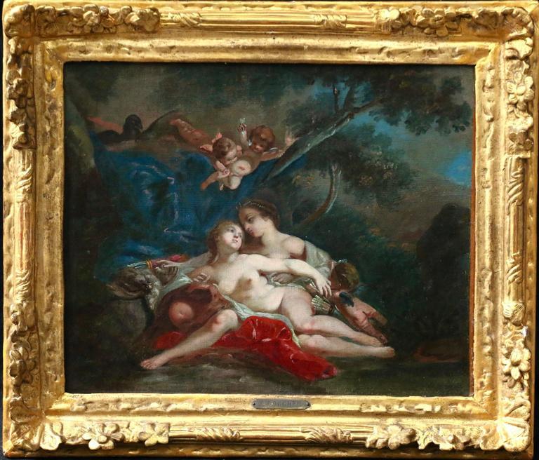 Workshop of François Boucher (1703–1770) - Diane et Calisto