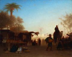 Evening Market - Cairo