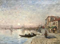 Sunset - Venice
