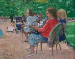 Girls in the Park