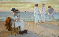 On the Beach - Deauville