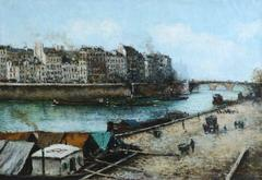 Paris Quais de la Seine