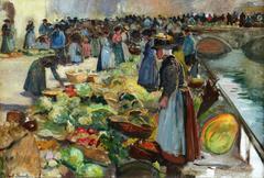 A Paris Market