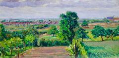 Across the Fields - Auxy