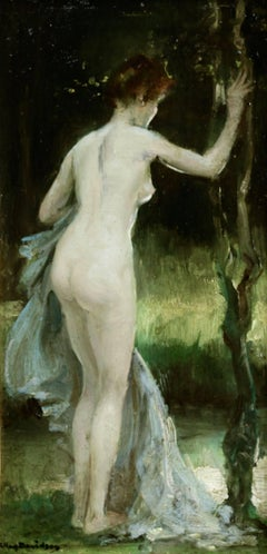 Nude Bather