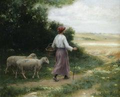 The Sheperdess