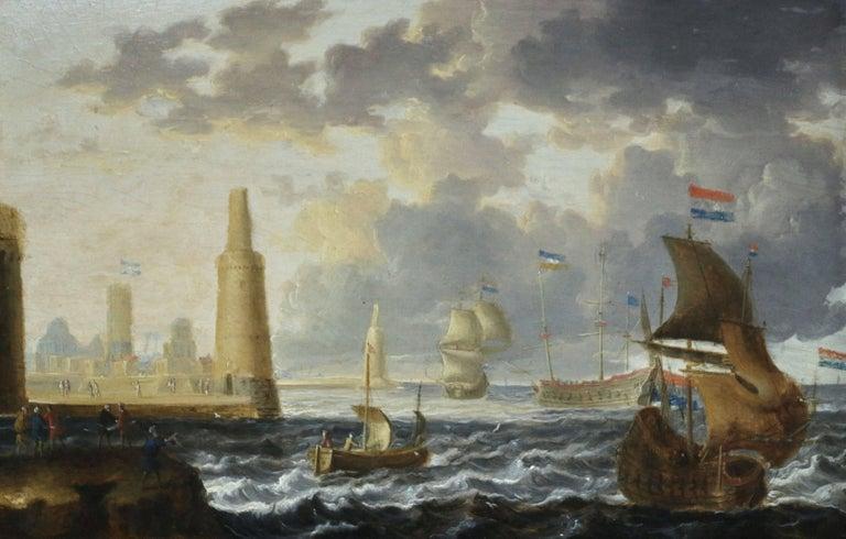 An Oriental Port