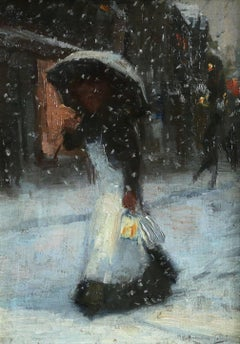 Elegant in the Snow