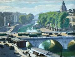 Pont Saint Michel - Paris