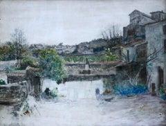 Stream in a village - A Study
