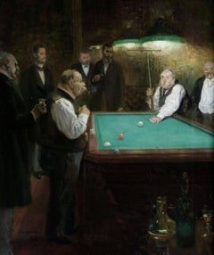 The Billiards Game