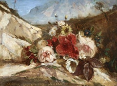Flowers in a Landscape