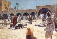 Market at Gabes - Tunisia