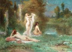 Les Baigneuses - Clair De Lune