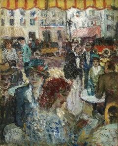 A Parisian Cafe