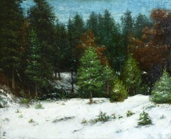By / Studio of Gustave Courbet - Winter