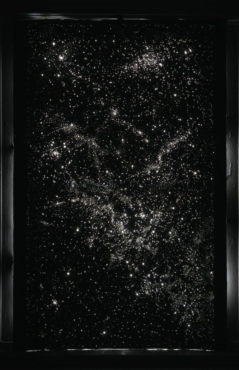 Julia Randall, Night and Day, Abstract inkjet print, 2016 - Photograph by Julia Randall