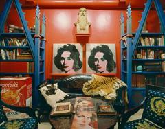 Fred Hughes' Office, Warhol Studio NY