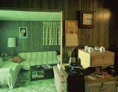 Timothy Hursley, Desert Doll House, Nevada, Dye Transfer documentary photograph