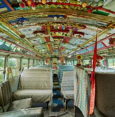 Timothy Hursley - Rev. H. D. Dennis Chapel Bus, Vicksburg, Mississippi